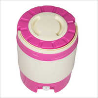 Swastik pink Insulated water jug