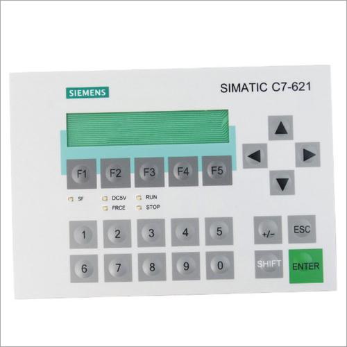 SIEMENS 6ES7621 1AD01 0AE3 Membrane Keypad