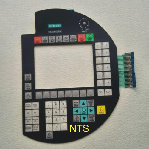 Industrial Membrane Keypad