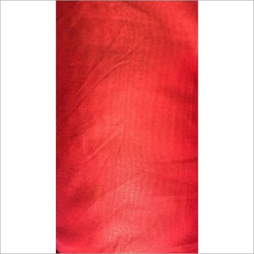 Plain Dupion Silk Fabric