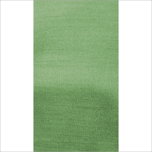 Green Banglori Silk Fabric