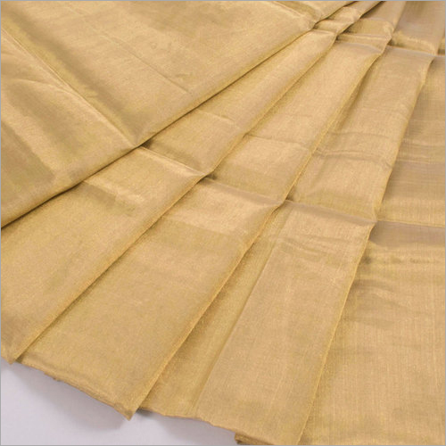 Plain Tissue Silk Fabric