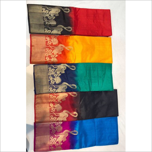 Silk Saree Fabric