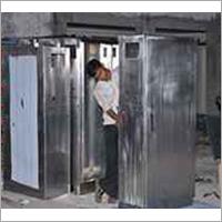 Stainless Steel ECD Panel