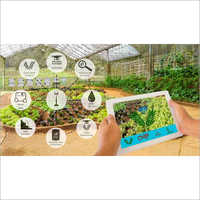 Smart Agriculture Wireless Monitoring System