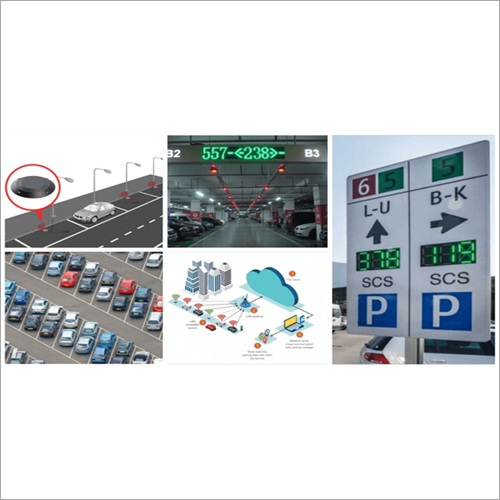 Smart Parking Monitoring System