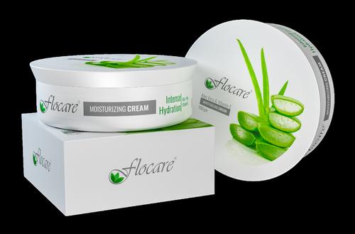 Aloe Vera and Vitamin E Moisturizing Cream