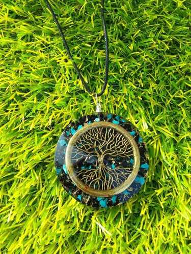 Tree of Life Logo Pendant