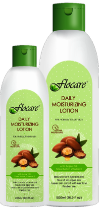 Flocare Daily Moisturizing Lotion