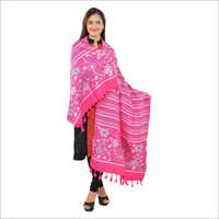 Ladies Acrylic Shawl