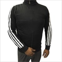 Mens Zipper Tracksuit Upper
