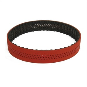 Perforated Coated Belt