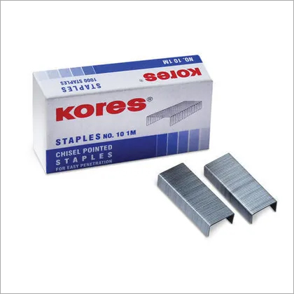 Kores Stepler Pin No. 10
