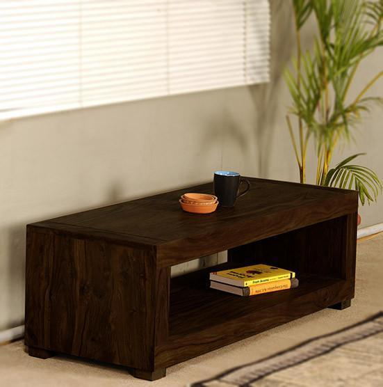 solid wood center Coffee table Norman