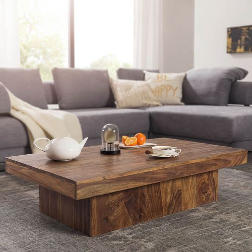 Solid wood Center Coffee table Effeco