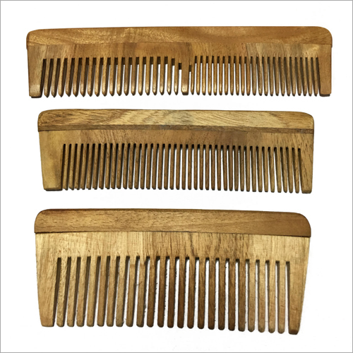 Eco Friendly Wooden Comb