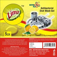 Limz Antibacterial Dishwash Gel