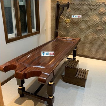 Massage Wooden Stand Table