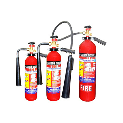 Co2 Carbon Dioxide Fire Extinguisher