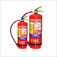 Water Co2 Stored Pressure Type Fire Extinguisher