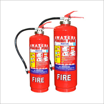 Water Co2 Cartridge Type Fire Extinguisher