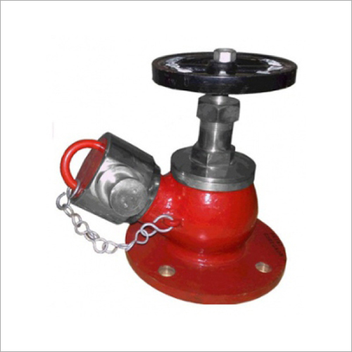 SS Hydrant Single Landing Valve