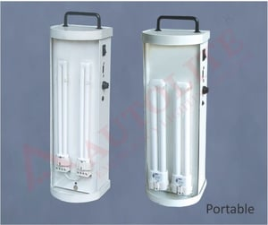 Portable Non- Maintained Lights