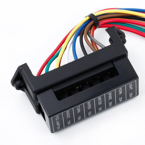 Automotive Dash Fuse Box