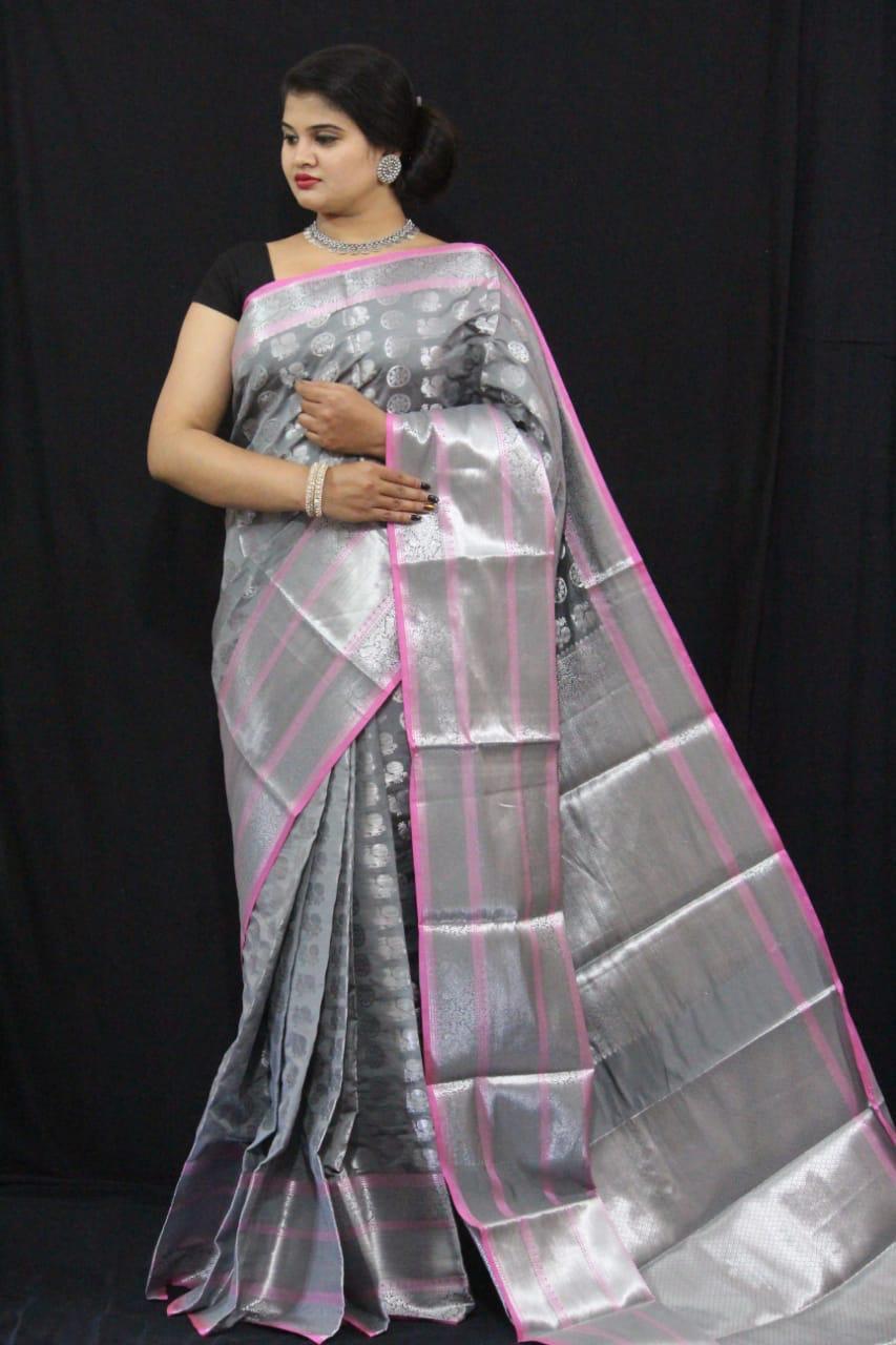 Ladies Wedding Wear Saree