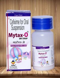 Cefixime 50 mg Per 5 ml