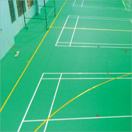 Indoor PVC Flooring