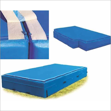 High Jump Pits Crash Mats