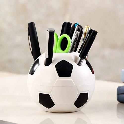 Multi-function Pen Holder Pencil Stand Organizer Storage (Multicolor)