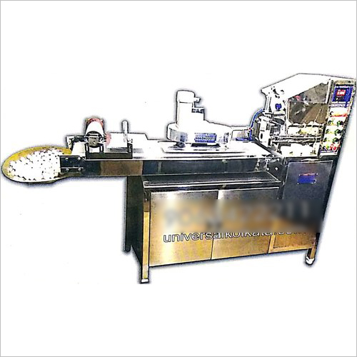 Automatic Rasgulla Making Machine