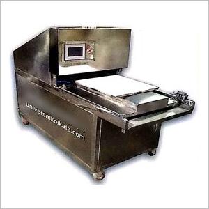 Automatic Kaju Barfi Cutting Machine