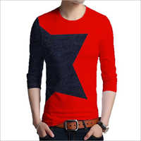 Mens Full Sleeve Tshirt
