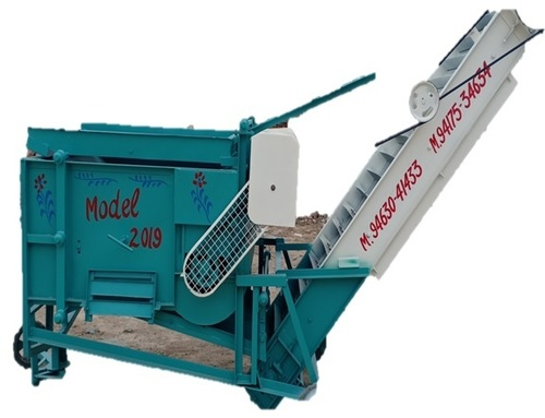 Paddy & Wheat Cleaner (used in mandies)