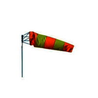 wind sock stand (assembly)