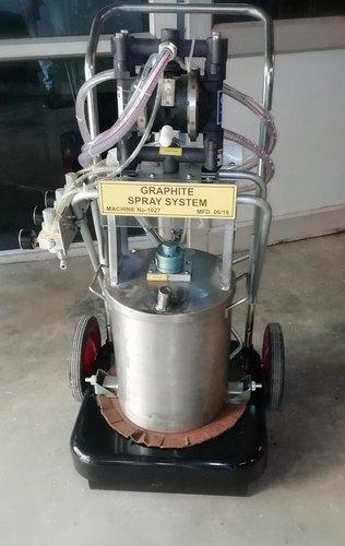 Graphite Spray System