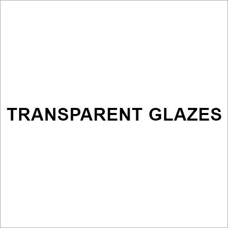 Transparent Glazes