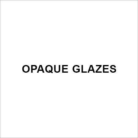 Opaque Glazes
