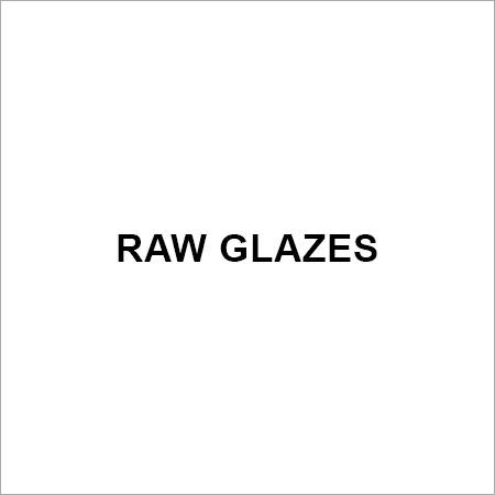 Raw Glazes