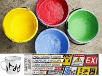 Screen Printing Powders