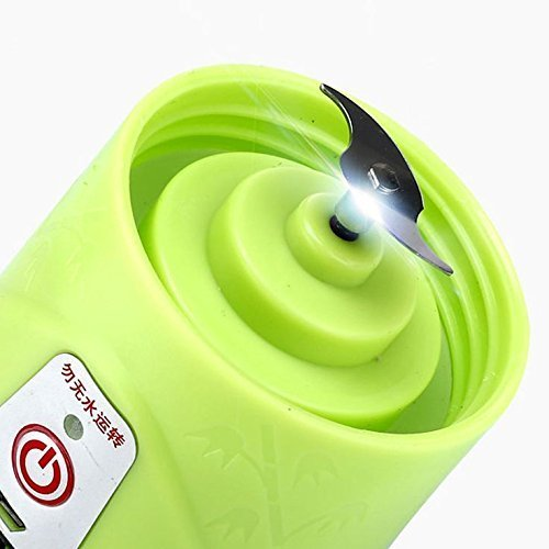 Ezzi Deals Classic Portable USB Rechargeable Hand 1 Juicer Mixer Grinder