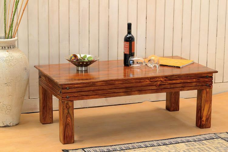 Solid wood Center coffee table Facile