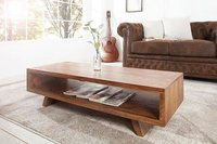 Solid wood Center coffee table Elorian