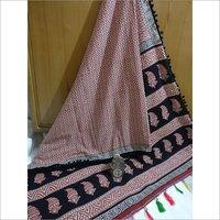 Cotton Mulmul Saree