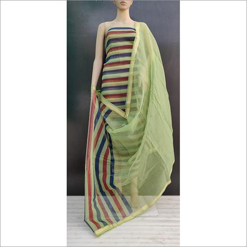 Kota Doria Block Print Suits