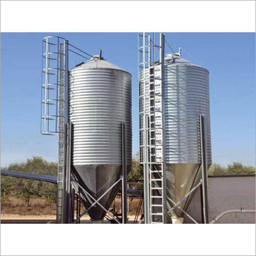 Industrial Storage Tank