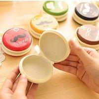 Men's and Women's Plastic Earphones Pendrive Earrings Small Storage Pouch Bag (Multicolour)